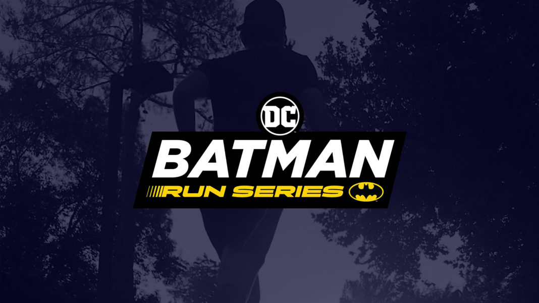 DC Batman Runseries Los Angeles Discount Code
